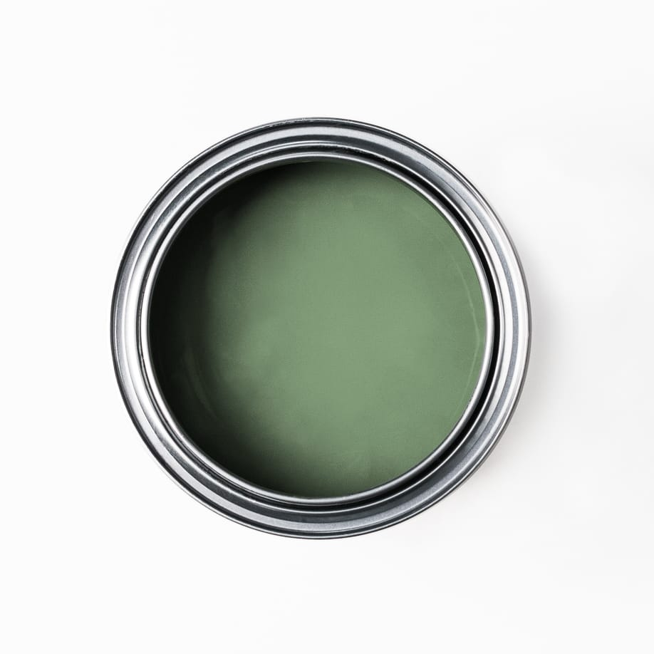 Exterior Masonry Paint Breakfast Room Green