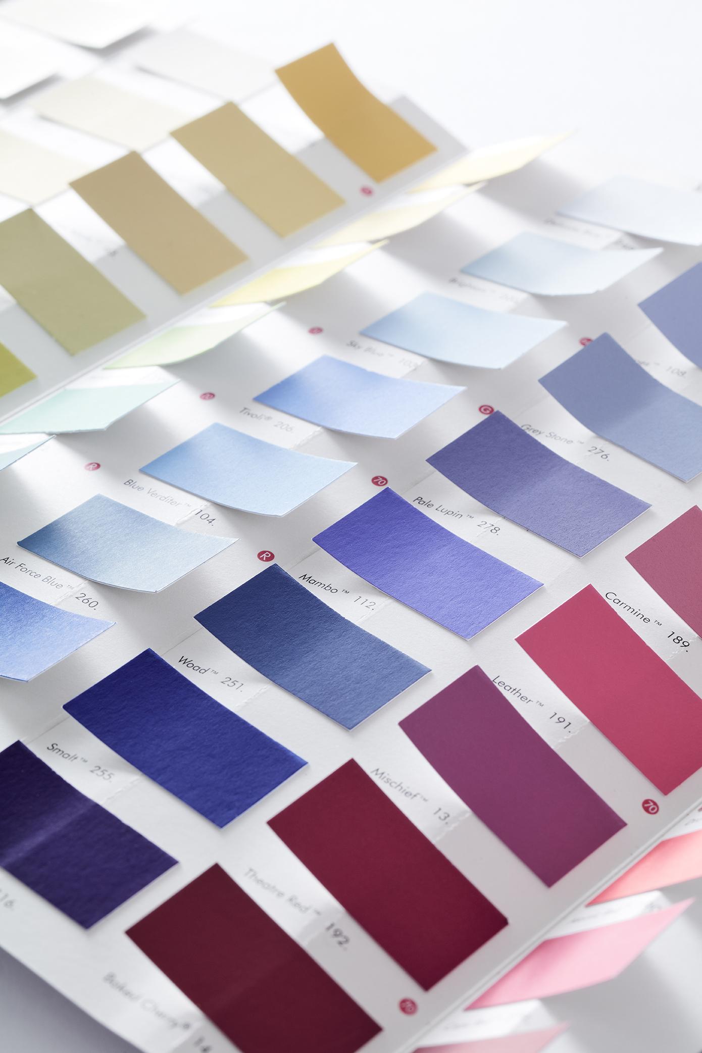 Produktkategorie Bestellen Sie hier eine kostenlose Farbkarte