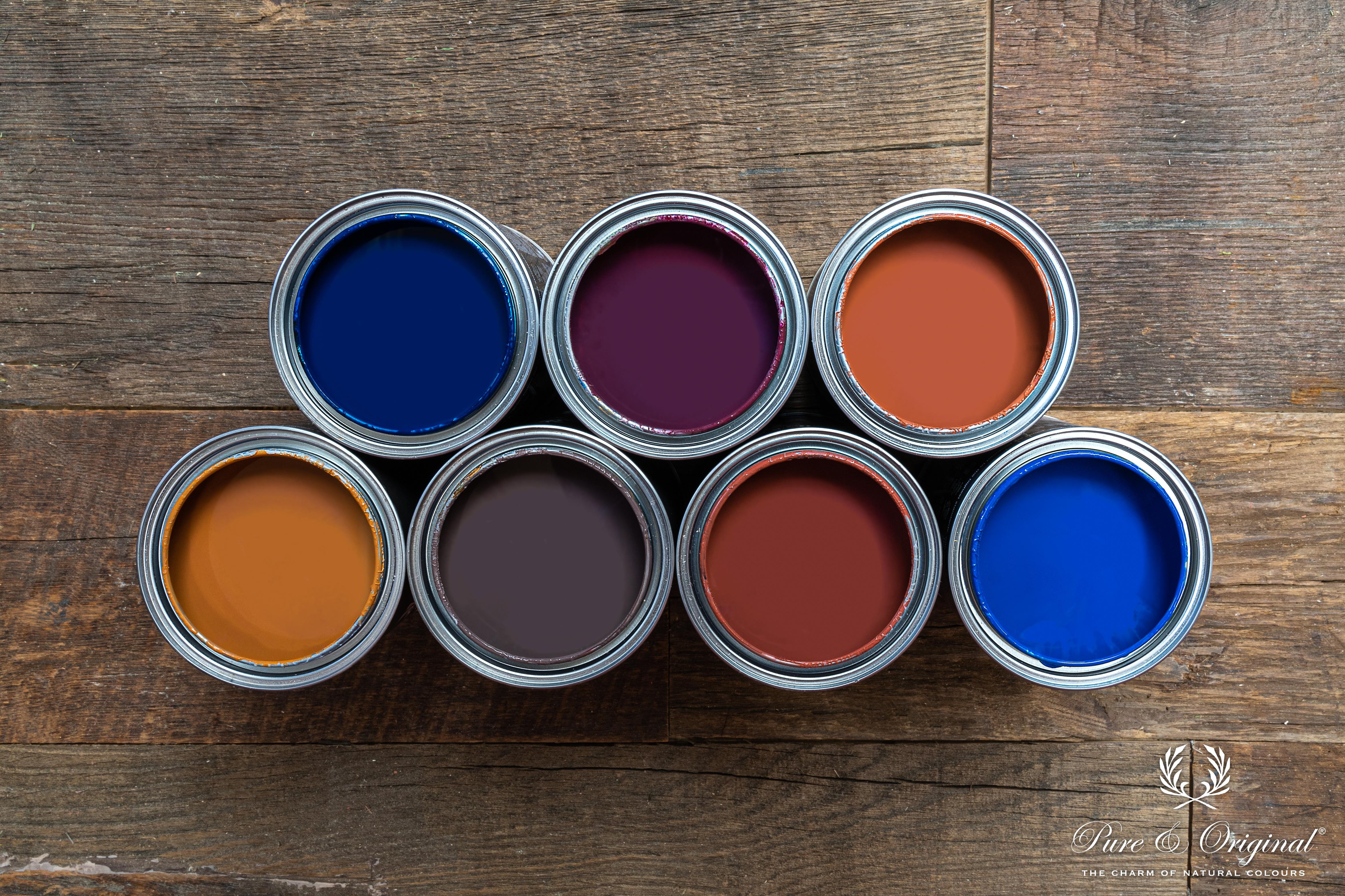 Farben auf Basis von Kreide und Kalk für spürbar natürlichere Räume